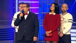 КВН Сборная Мурманска - 2016 Высшая лига Четвертая 1/8 Приветствие