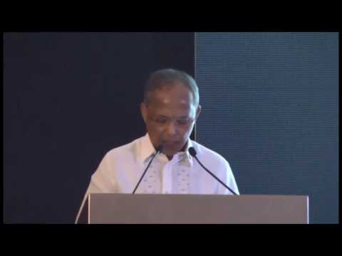 Secretary Alfonso G. Cusi - Department of Energy, Philippines