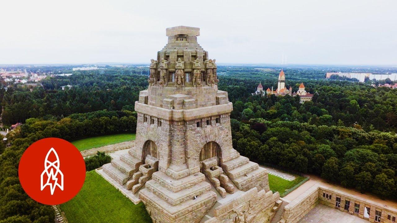 Europe's Largest Monument Marks Napoleon's Surrender