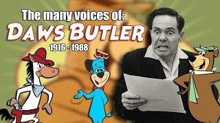 Many Voices of Daws Butler (Yogi Bear / Huckleberry Hound / AND MORE!)