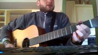 GIanna tutorial chitarra acustica rino gaetano