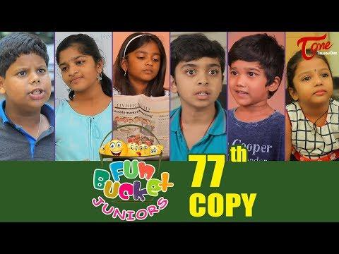 Fun Bucket JUNIORS   Episode 77   Kids Funny Videos   Comedy Web Series   By Sai Teja - TeluguOne
