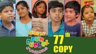 Fun Bucket JUNIORS Episode 77 Comedy Web Series By Sai Teja TeluguOne