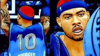 NBA 2k13 MyCAREER - Siri Says Neal
