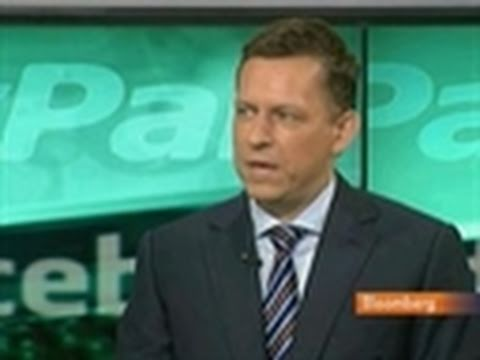 Thiel Says Technology Industry Key for U.S. Recovery: Video