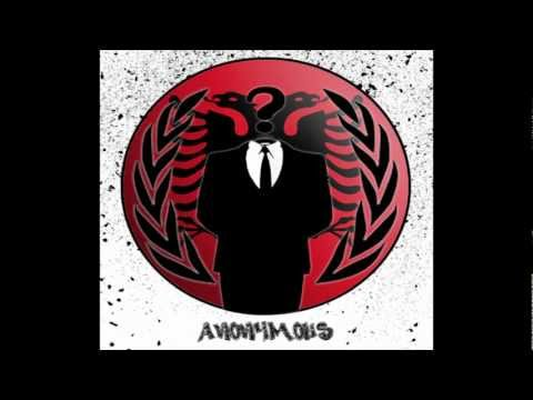 Anonymous Albanian Hack