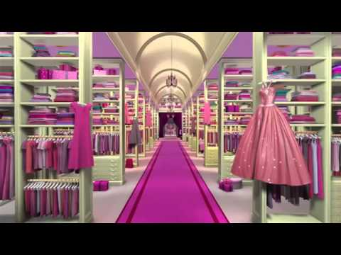 Barbie life in the dreamhouse new 2012 web series youtube for Dream house website