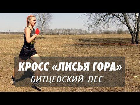 """Кросс """"Лисья гора"""" (Апрель 2018)"""