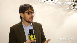 TERZANI | Nicolas Terzani | Archiproducts Design Selection - Salone del Mobile Milano 2015