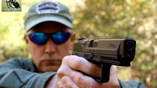 New Canik TP9SA 9mm Pistol Review
