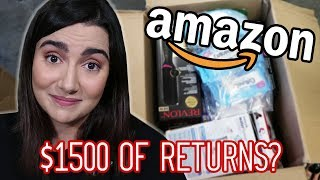I Bought A Box Of Amazon Customer Returns thumbnail