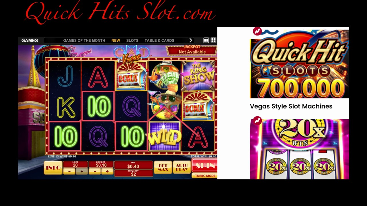 Slot Games At Mecca