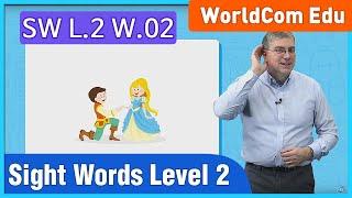 Learn English I Sight words - Level 2 I 26.found. -50.mother I Week 02   Brian Stuart