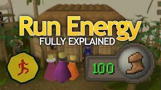 RUN ENERGY (Fully Explained)