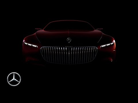 Vision Mercedes-Maybach 6.