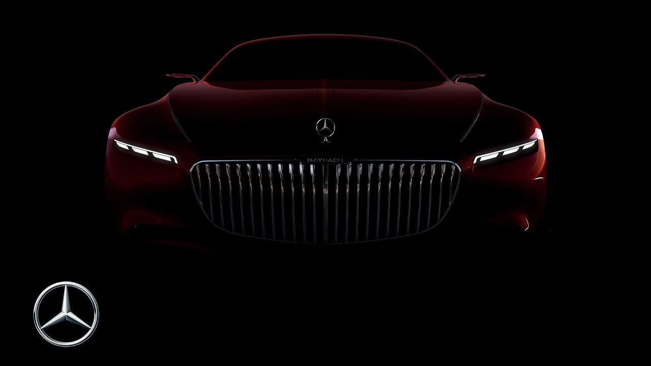 Vision Mercedes-Maybach 6 – Teaser – Mercedes-Benz original