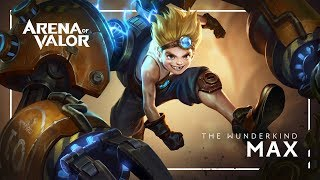 Max: Hero Spotlight | Gameplay - Arena of Valor