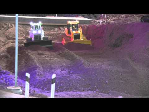 Best of RC Construction Site - Excavators, Dozers, Dump Trucks at Work