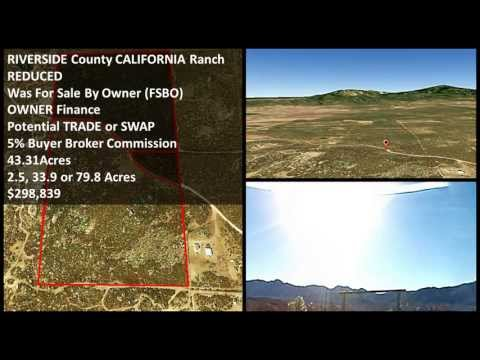 Riverside CA Ranch for Sale, Owner Fin, Was FSBO, Trade-Swap, Reduced, Diane Alexander, SWPRE