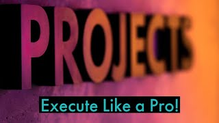 Execute a Project Like a Pro: PMBOK's Five Process Groups and 10 Knowledge Areas