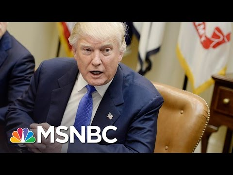 'Swirling Paranoia' Takes Over The White House | Morning Joe | MSNBC
