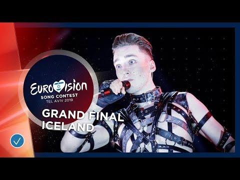 Eurovision 2019 : les Islandais affichent leur soutien à la Palestine en plein direct en Israël