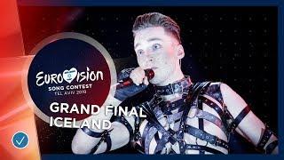 IJsland in de finale van Eurovisie Songfestival 2019: Hatari met Hatrið mun sigra