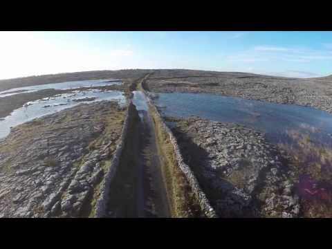 3dr solo at the burren
