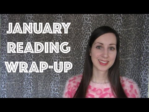 January Reading Wrap-Up & Goals for 2018
