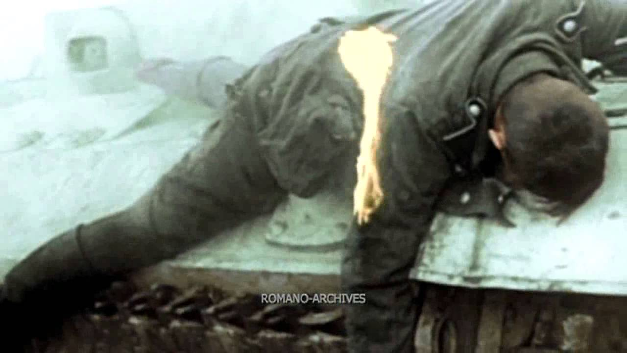 Kursk Russia  city pictures gallery : 1943 Battle of Kursk Russian Footage Only YouTube