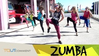 Cours de Zumba :  Francesca Maria Popee / zumba fitness chorégraphie