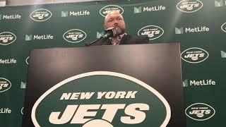 Jets' Joe Douglas reveals roster cutdown strategy