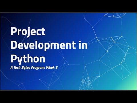 Tech Bytes: Project Development - Week 3