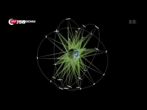Galileo launch & u-blox positioning technology on Swiss TV (in German)