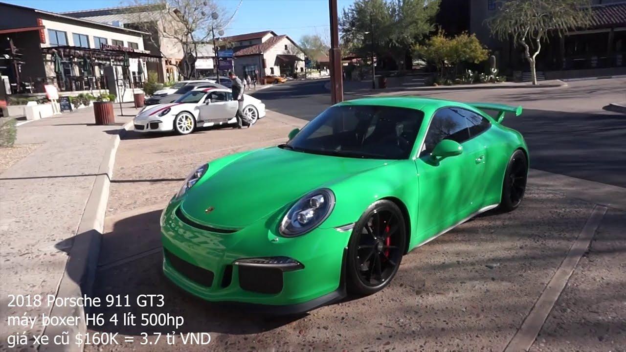 CVlog 106: Người giàu ở Arizona USA đi xe gì? Dạo 1 vòng bãi đậu xe thì thấy siêu xe 115 tỉ VND