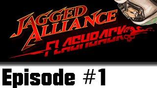 Let's Play Jagged Alliance : Flashback (Release) - Episode 1 - Billabong Brewsky