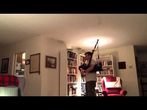 This is a Piobairchead (pee-brock). It is the classical music of the bagpipes that dates back hundreds of years.