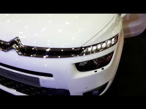 Citroen GC4 Picasso | Malaysia Auto Show 2017