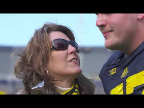 The Journey: Big Ten Football 2013 - Ohio State vs. Michigan Feature