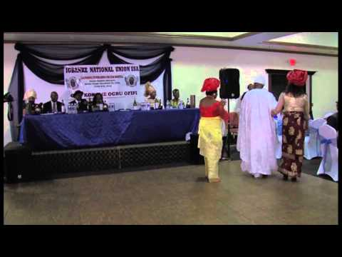 Igbanke National Union, USA - Launching/Fundraising. Pt A