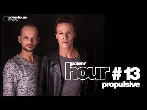 Powerhouse Music presents: PowerHour #13 Propulsive