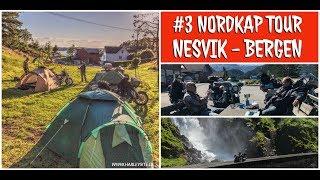 #3 Harleysite #Nordkap #Motorradtour Teil 3 - Unsere #HarleyDavidson #Norwegen Tour