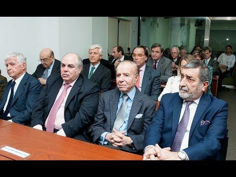 Comenzó el juicio oral en causa por la venta del Predio Ferial de Palermo a la Sociedad Rural