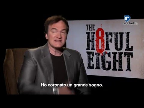 The Hateful Eight: Tarantino e Morricone raccontano la colonna sonora