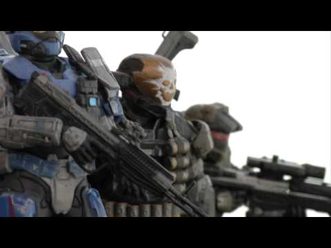 Halo: Reach - Unboxing [HD 720p]
