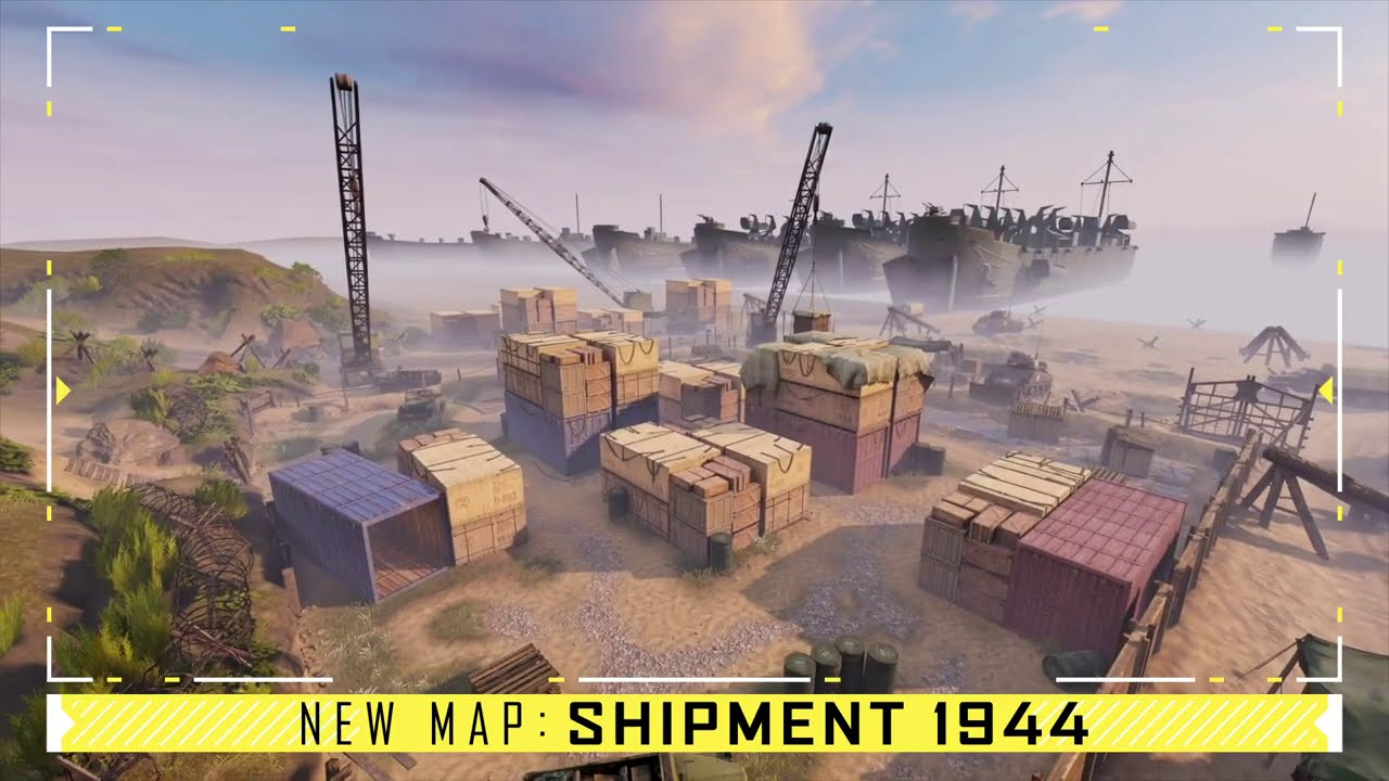 Call of Duty®: Mobile - Introducing Shipment 1944