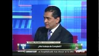 Fútbol Picante - Arbitraje USA vs Costa Rica (22-Mar-2013)