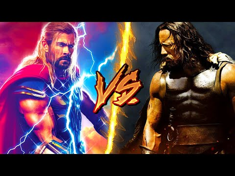 Thor VS Hercules | Who Wins?