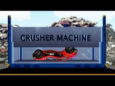 Sports Car | Race Cars | Dump Yard