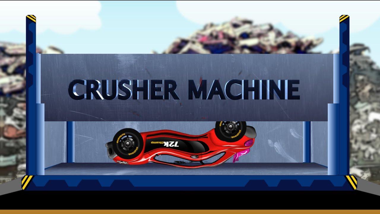 Sports Car | Race Cars | Dump Yard